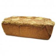 Pane di farro integrale in cassetta