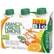 Succo Premium arancia carota limone