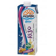 Bevanda di Riso alla mandorla Ecolife®