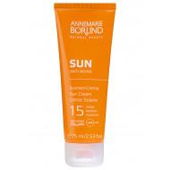 Sun - Crema solare SPF 15