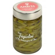 Fagiolini in olio extravergine di oliva