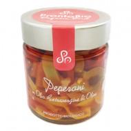 Peperoni in olio extravergine di oliva