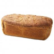 Pane di segale in cassetta