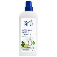 Detersivo piatti profumo lime Eco Blu