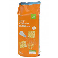 Crackers salati in superficie 500g