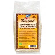 Farina integrale di grano saraceno