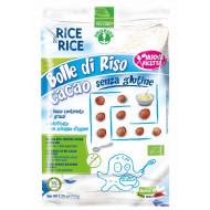 Bolle di riso al cacao Rice & Rice
