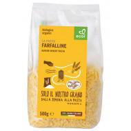 Farfalline di semola di grano duro da filiera italiana