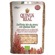 """Gallette """"Soffiette"""" di riso con quinoa"""