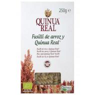 Fusilli di riso e quinoa