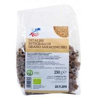 Ditalini integrali di grano saraceno