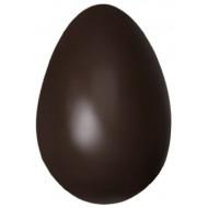 Uova cioccolato fondente senza regalo