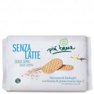 Biscosnack con farina di grano tenero tipo 2