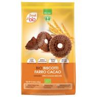 Biscotti farro cacao Break & Bio