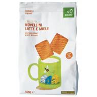 Biscotti Novellini latte e miele