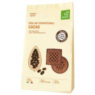 Frollini semintegrali al cacao di Filiera