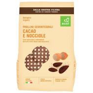 Frollini semintegrali cacao e nocciola di Filiera