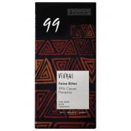 Cioccolato fondente extra dark Panama 99%