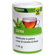 Dolcificante in polvere a base di estratto di Stevia
