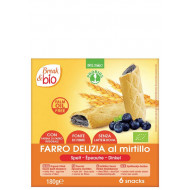 Farro delizia al mirtillo Break & Bio
