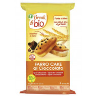 Farro cake al cioccolato Break & Bio