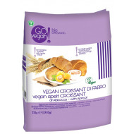 Vegan croissant di farro all'albicocca Go Vegan