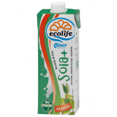 Bevanda di Soia con calcio Ecolife®